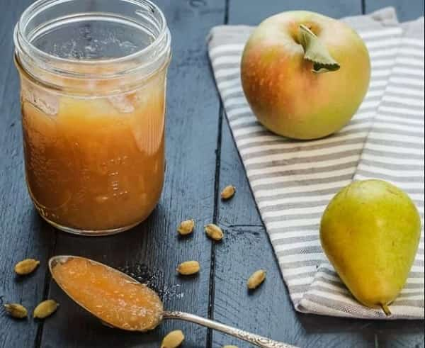 Прозрачное варенье из яблок дольками - 5 быстрых рецептов с фото пошагово