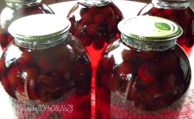 Компот из слив и винограда – полезный напиток круглый год. ароматного компота из слив и винограда много не бывает