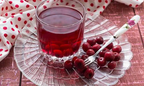 Компот из вишни на зиму. простой рецепт без стерилизации с апельсином, лимонной кислотой, мятой, косточками