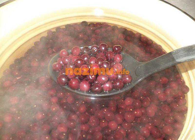 Простой рецепт приготовления варенья из черемухи на зиму
