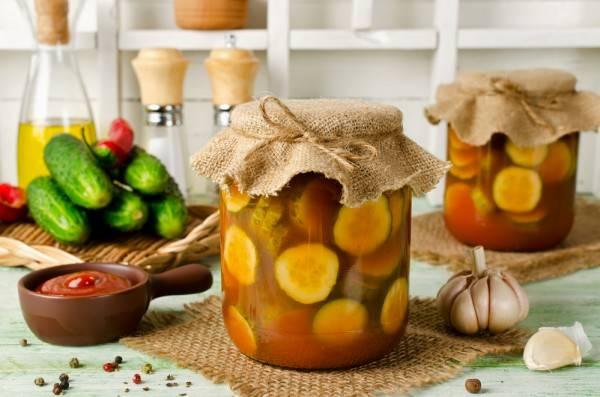 Хрустящие огурцы на зиму – рецепт вкусных маринованных огурчиков