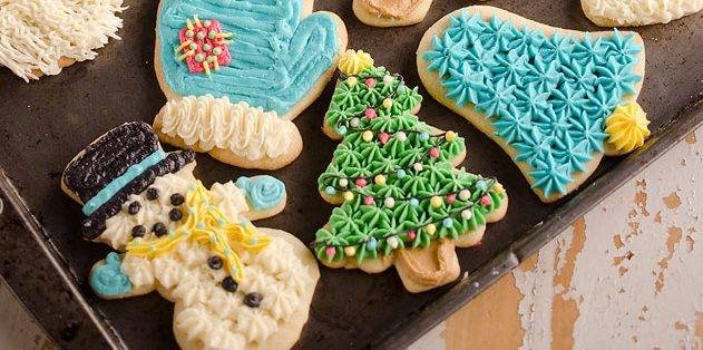 Топ 20 лучших рецептов приготовления новогоднего печенья своими руками