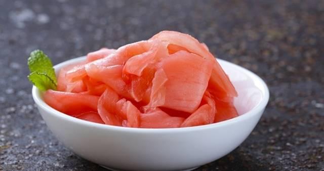 Как приготовить маринованный имбирь: 3 закуски и 1 салат