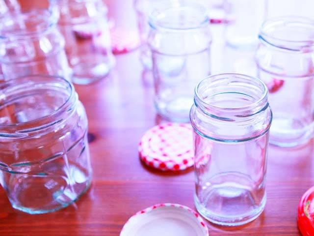 Стерилизация пустых банок и с заготовками