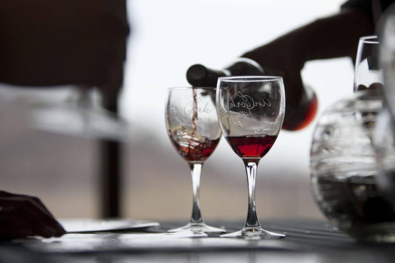 Красное вино лечебные свойства и противопоказания
