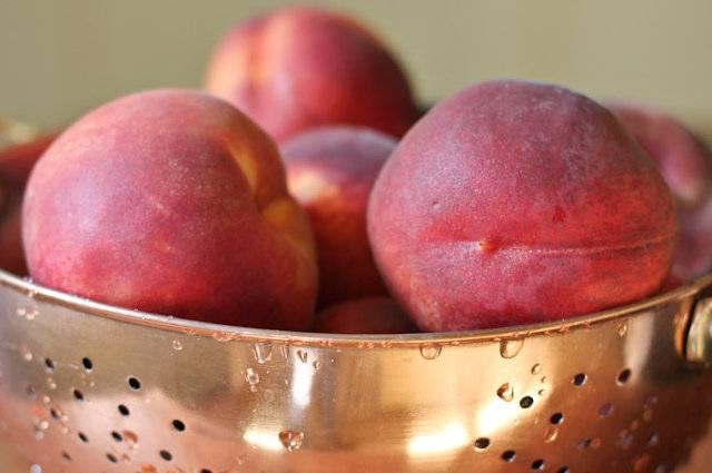 Компот из персиков рецепт приготовления