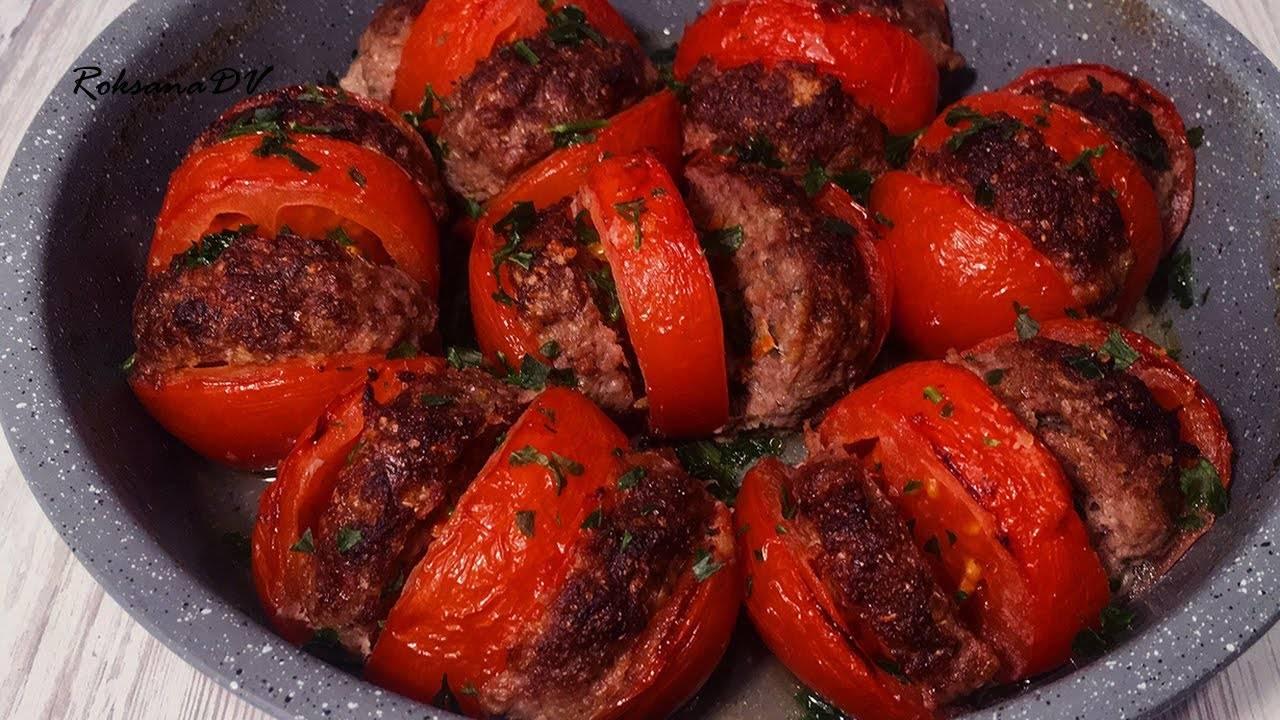 Помидоры «армянчики» рецепт с фото