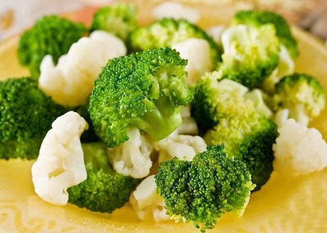 Как правильно замораживать капусту брокколи на зиму