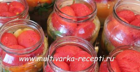 Запеченные овощи на зиму: рецепты без уксуса