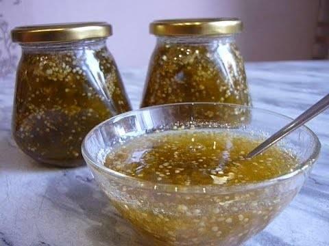 Простой рецепт приготовления варенья из физалиса на зиму