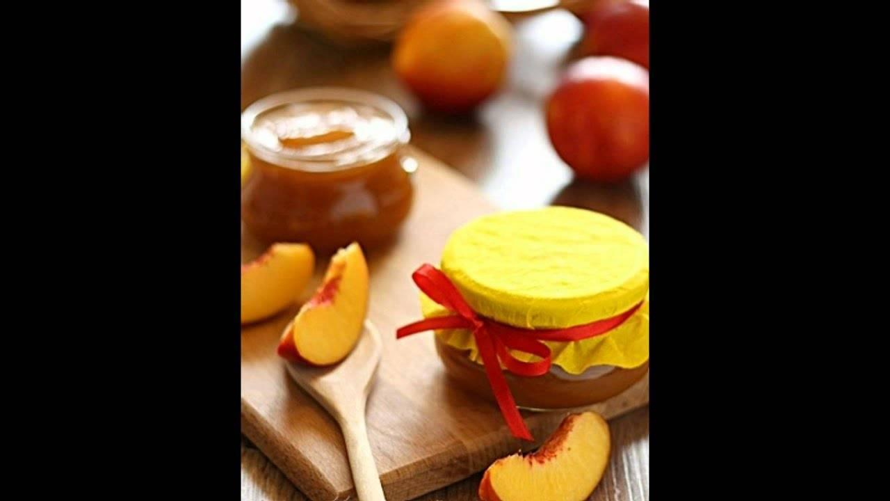 Варенье из нектаринов пятиминутка на зиму - 5 рецептов с фото пошагово