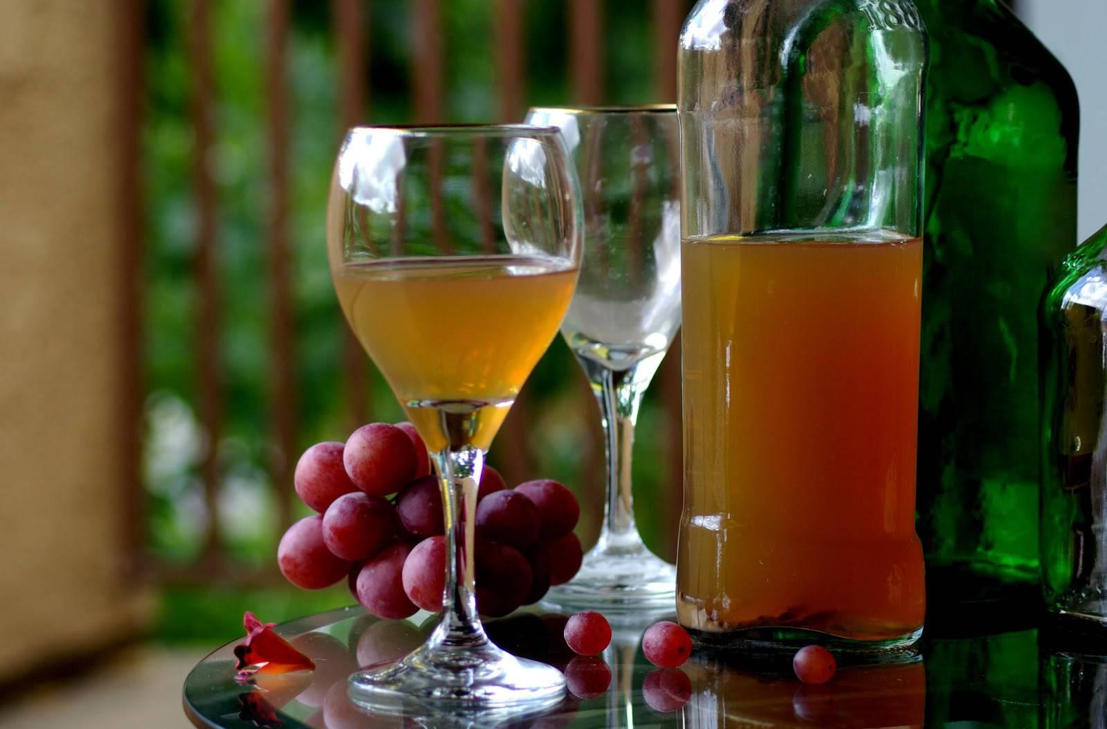 Домашнее вино из риса
