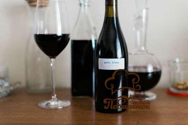 Вино из жимолости: рецепт и фото