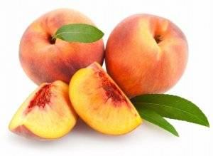 Польза и вред персиков для организма человека