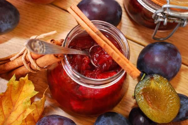 Варенье, сваренное на фруктовом сахаре