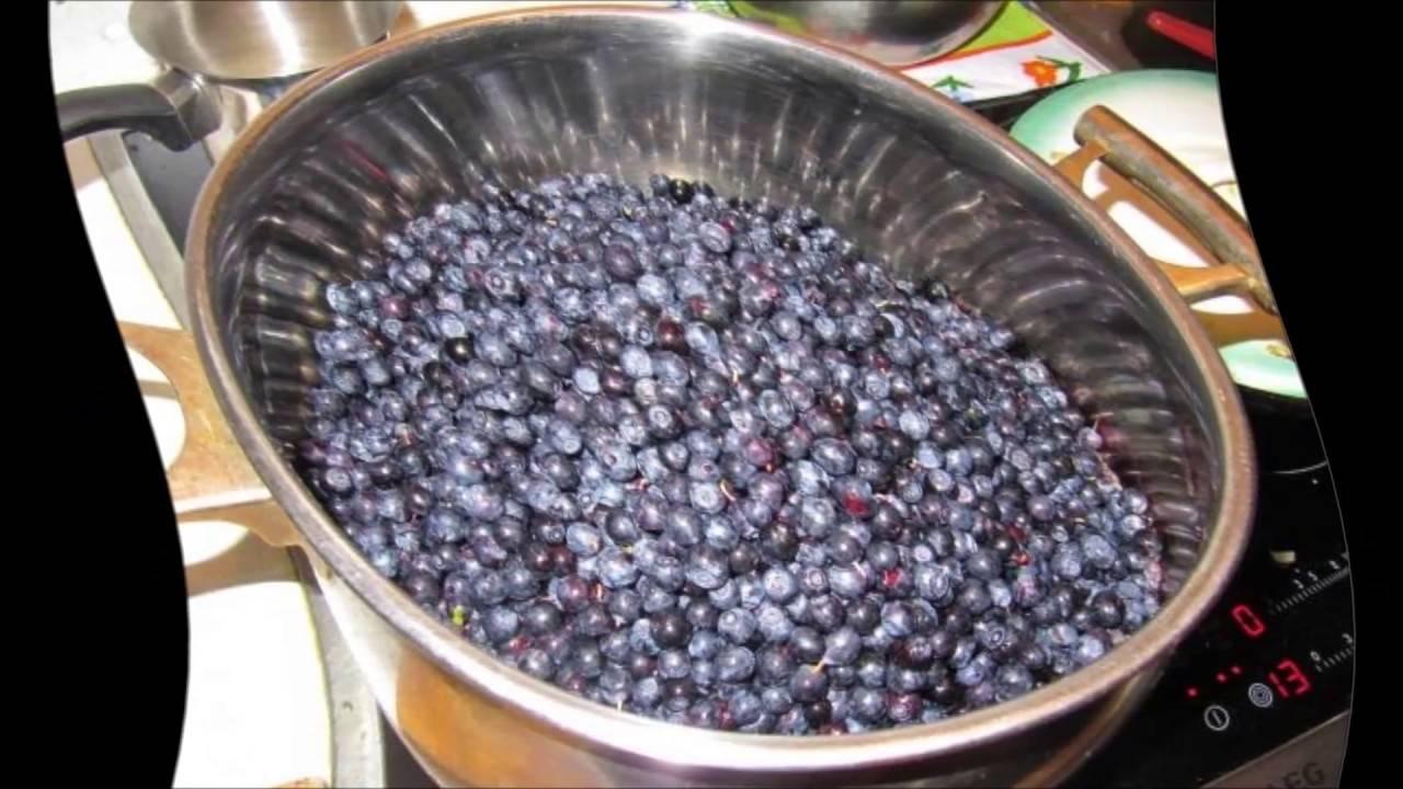 Варенье из черники – настоящий кладезь витаминов. поможет бороться с болезнями и недугами варенье из черники на зиму