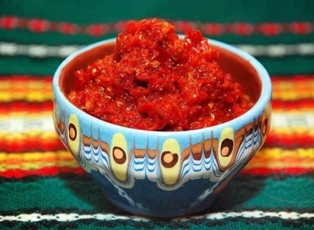 Аджика с хреном на зиму — лучшие рецепты домашней аджики