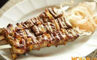 Жаркое по-домашнему из козьего мяса