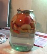 Рецепт цукатов из яблок в домашних условиях