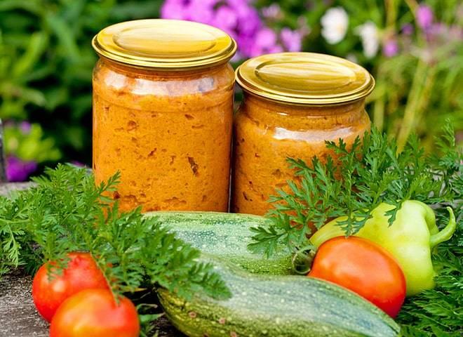 Гречка с овощами на зиму: пять волшебных вкусов