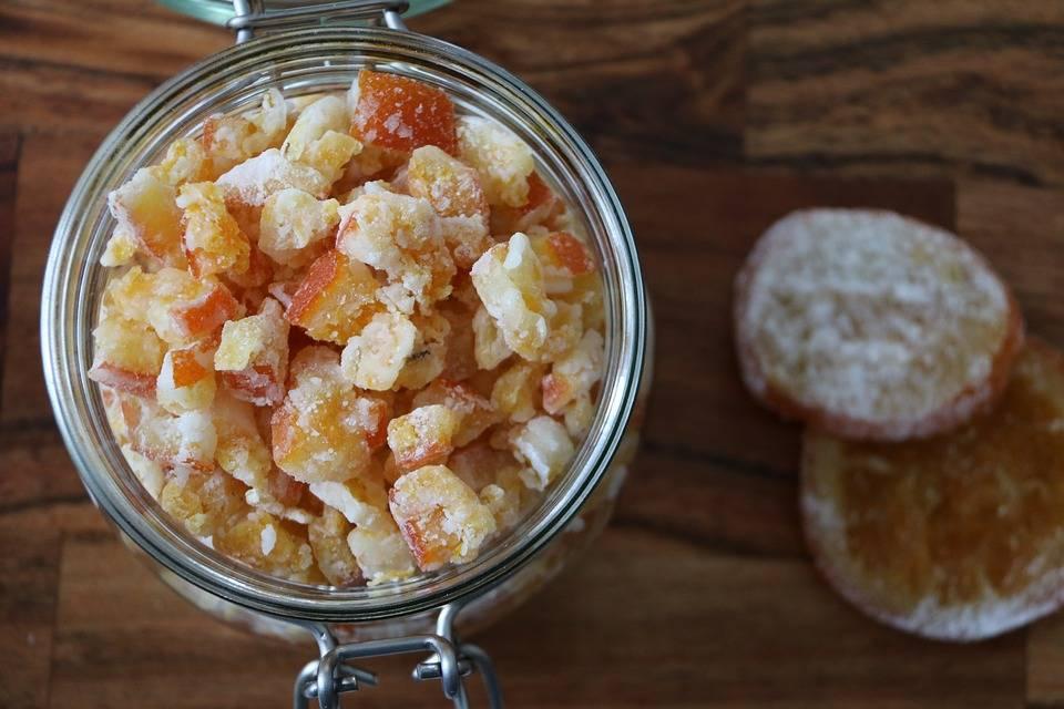 Рецепты цукатов из апельсиновых корочек в домашних условиях