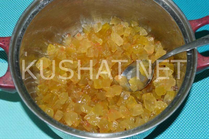 Как приготовить вкусное и простое варенье из арбузных корок