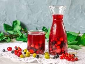 Как приготовить компот из граната – рецепты