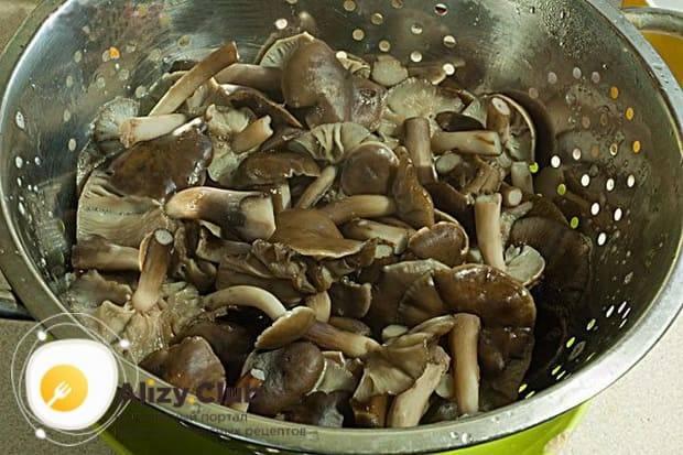 Грибная икра из замороженных грибов — самый вкусный рецепт