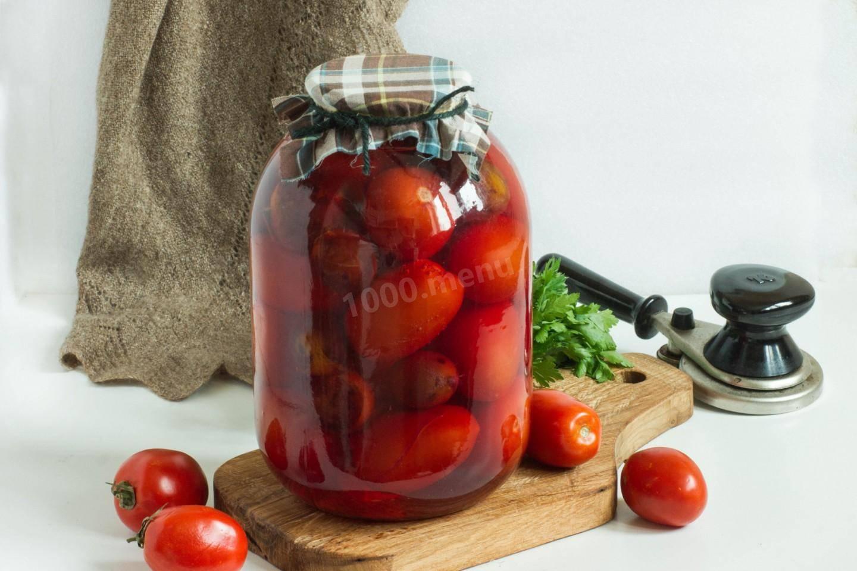 Зеленые помидоры с чесноком на зиму: 34 домашних вкусных рецепта