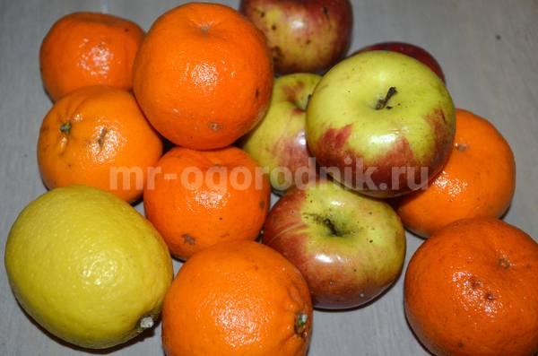 Простые рецепты приготовления варенья из мандаринов на зиму