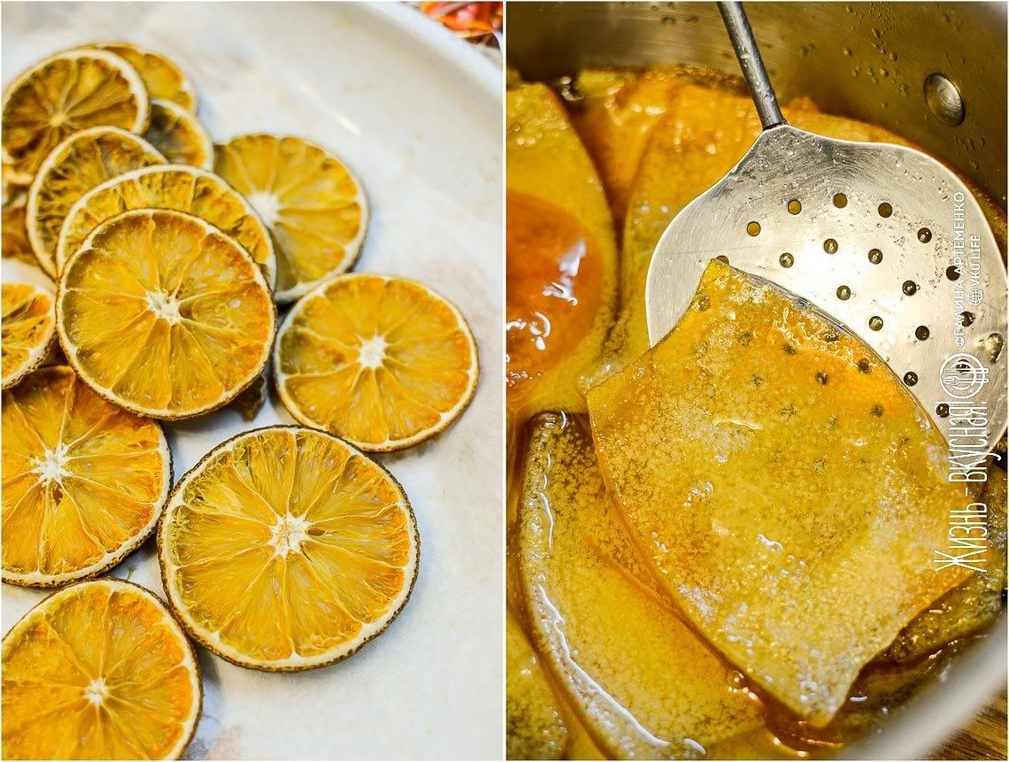 Как приготовить цукаты из апельсиновых корок в домашних условиях