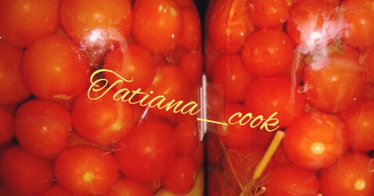 Очень вкусные маринованные помидоры на зиму сладкие — 3 рецепта