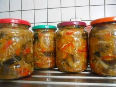 Маринованные овощи на мангале. лучшие рецепты приготовления кабачков с баклажанами на зиму баклажаны с кабачками маринованные быстрым спос обом