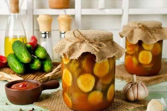 Кетчуп из кабачков на зиму — рецепты пальчики оближешь