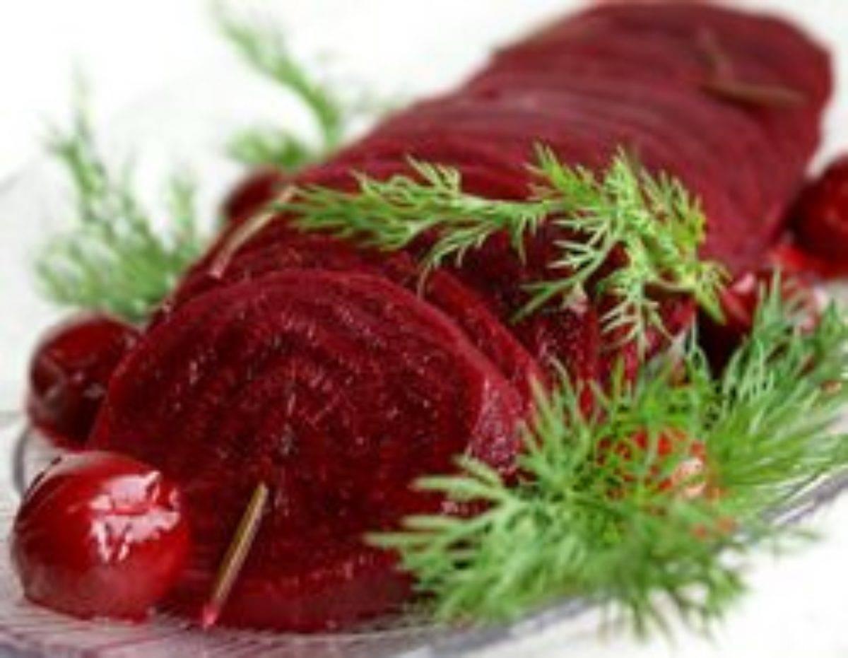Маринованная свекла на зиму – очень вкусные рецепты