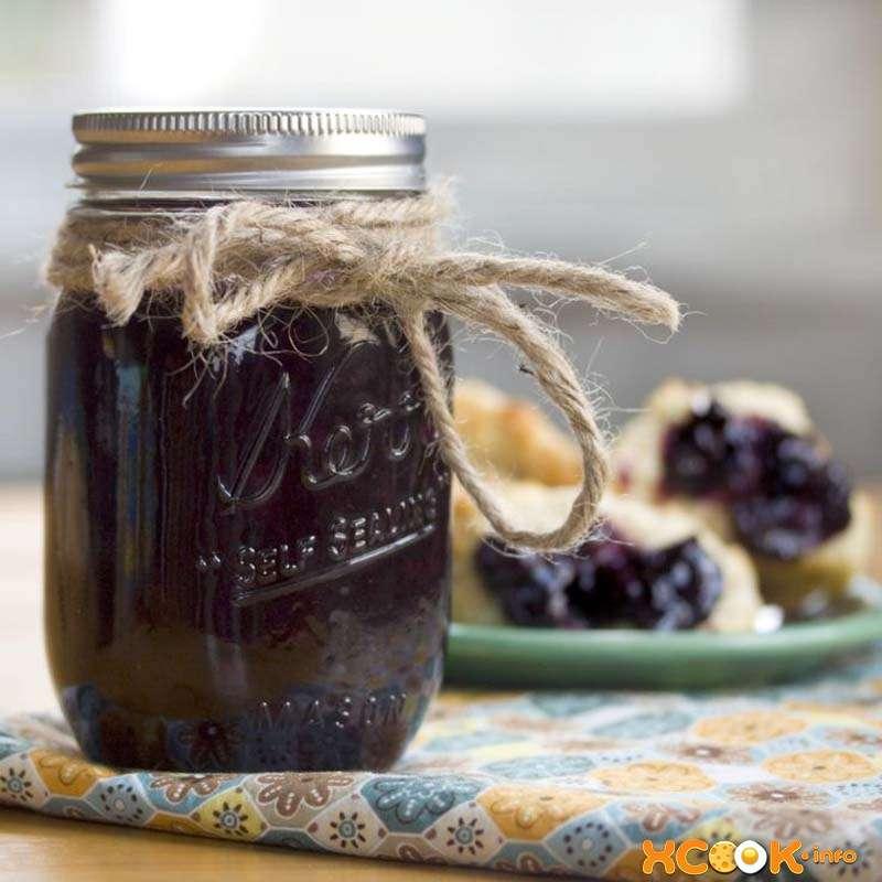 Простые рецепты приготовления джема из голубики на зиму