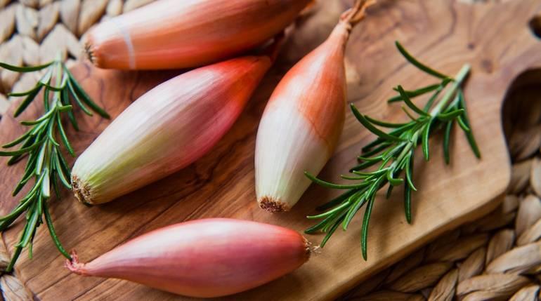 Когда убирать лук — севок с грядки на хранение
