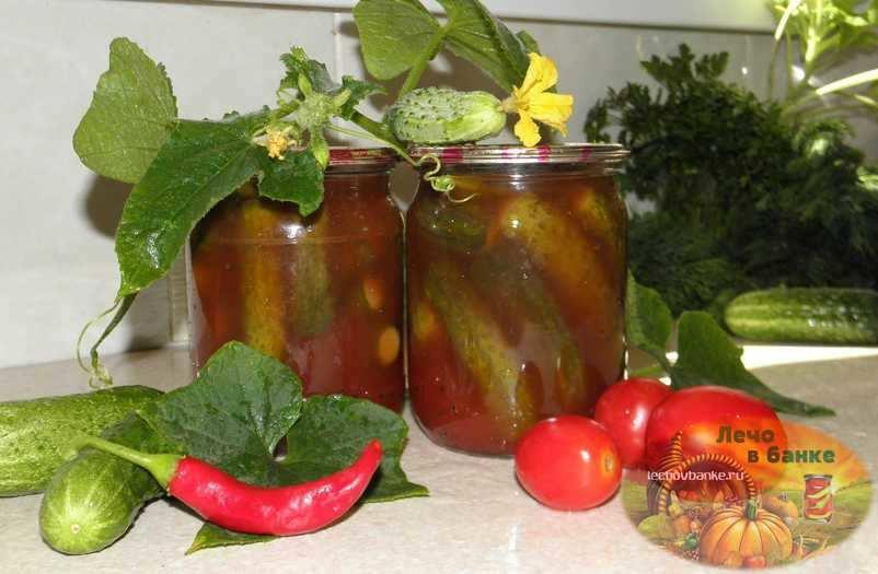 Огурцы на зиму в банках – 14 самых вкусных рецептов