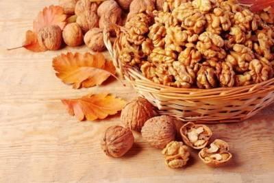 Грецкий орех: состав, польза, рецепт настойки
