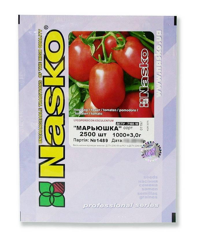 Сорт томата «матрешка»: прекрасный выбор для консервирования