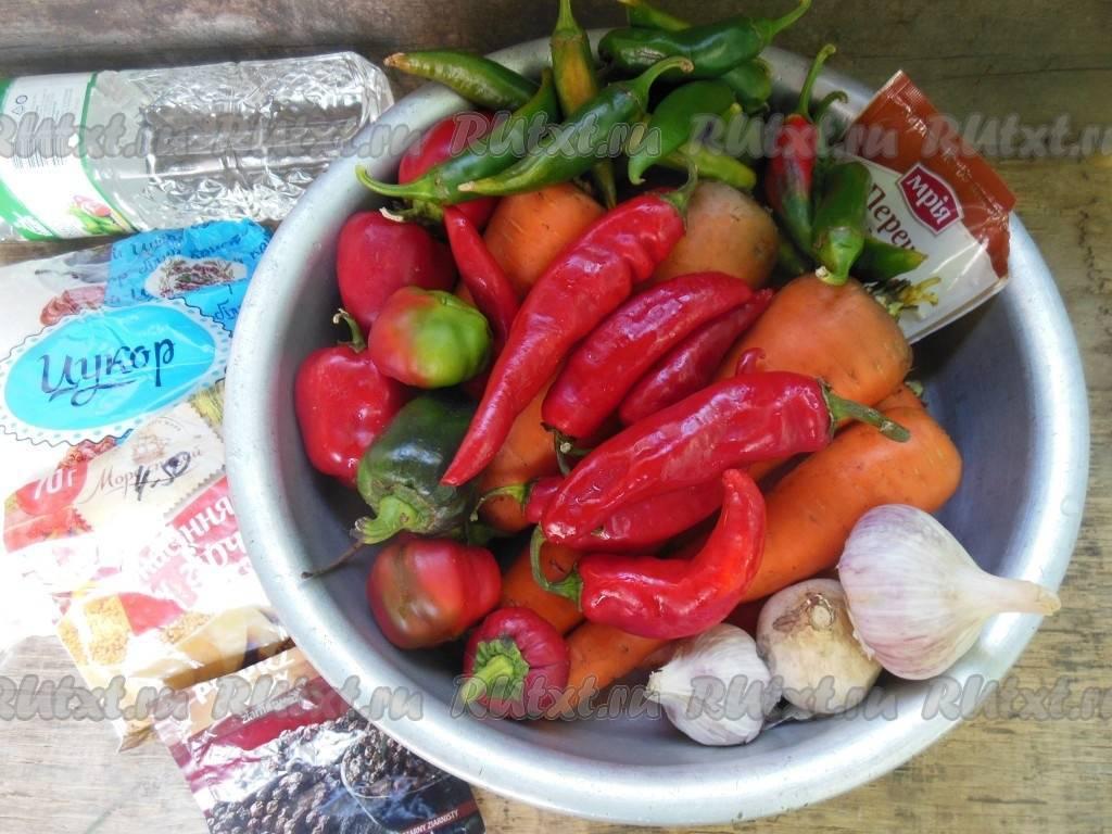 5 лучших рецептов приготовления маринованного перца по-корейски на зиму