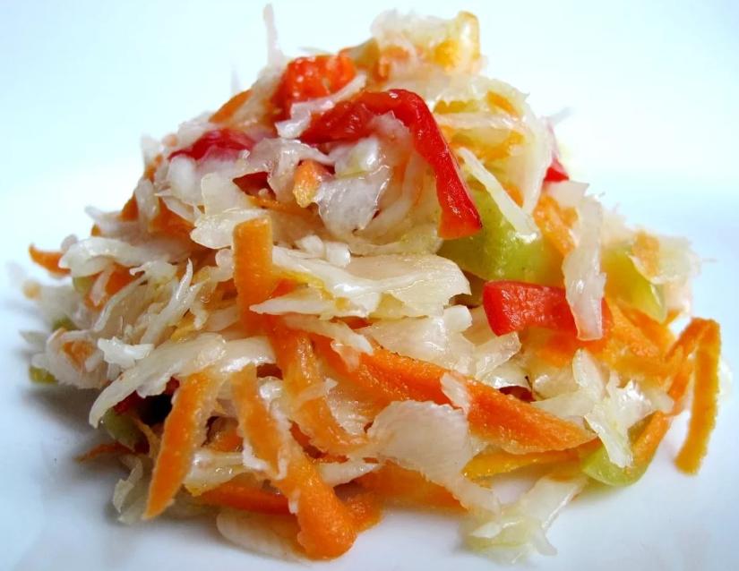 Рецепт быстрого приготовления капусты по-корейски на зиму в банках