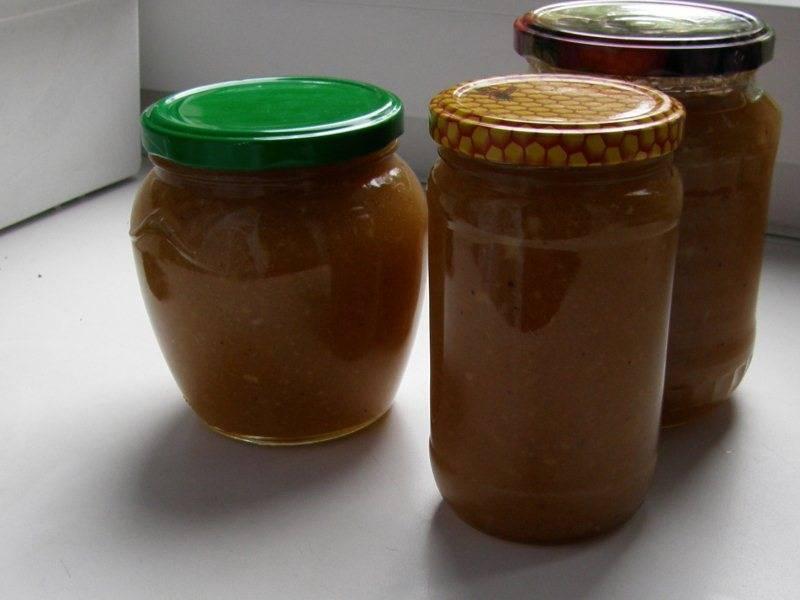 ТОП 8 простых рецептов приготовления повидла из яблок Белый налив на зиму