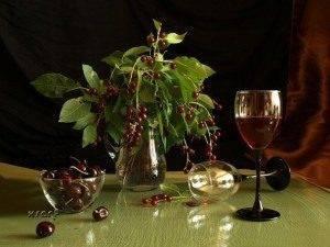 Вино из черемухи в домашних условиях: секрет отменного вкуса!