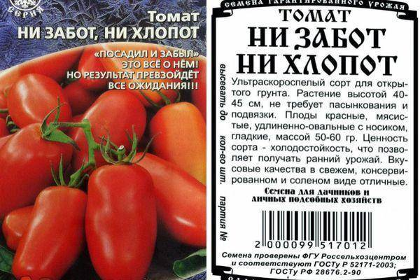 Описание раннеспелого томата зеро и рекомендации по выращиванию сорта