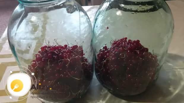 Компот из белой смородины на зиму: 9 простых рецептов, как правильно сварить