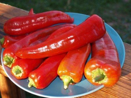 Острый ли перец рамиро?