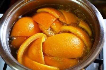 Пошаговый рецепт, как сделать из лимонных корок вкусные цукаты в домашних условиях