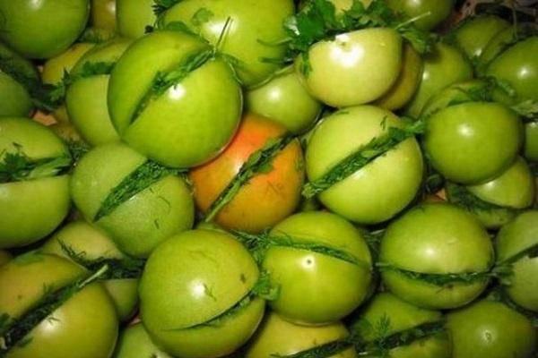 Помидоры армянчики рецепт