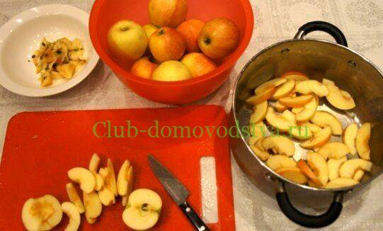 Сухое варенье из яблок: рецепт приготовления в духовке с фото и видео